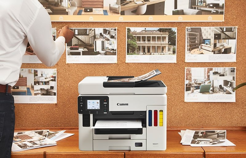 Versatile multi-function printer
